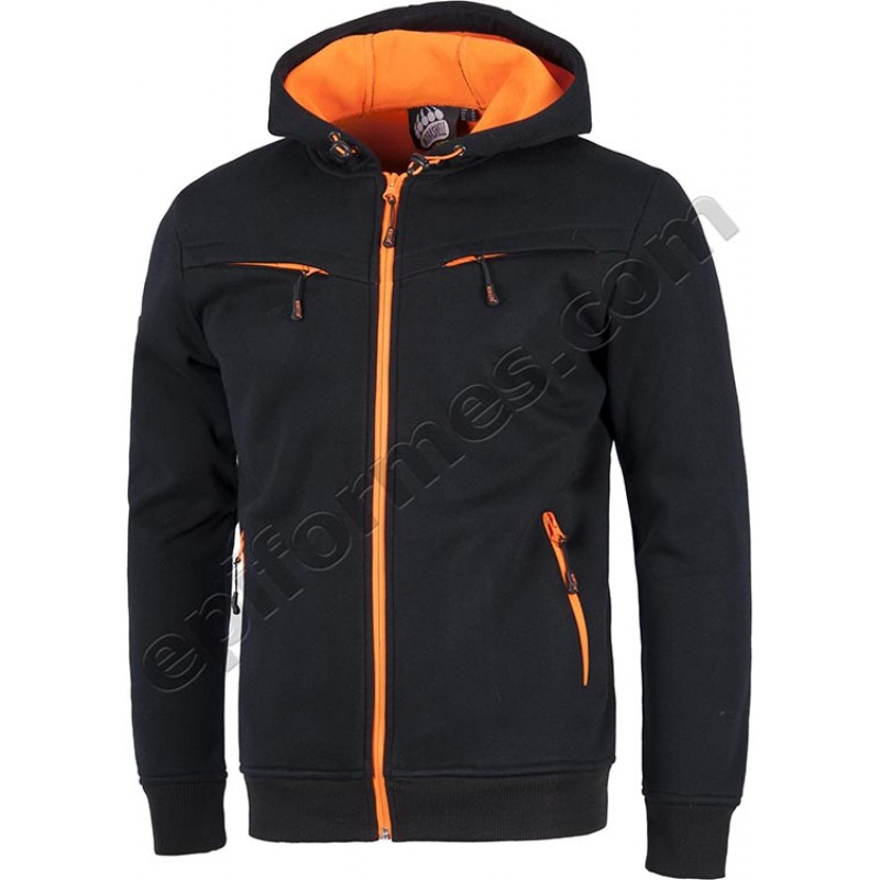 .Sudadera workshell S9482