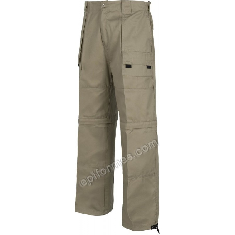 Pantalon Recto Desmontable