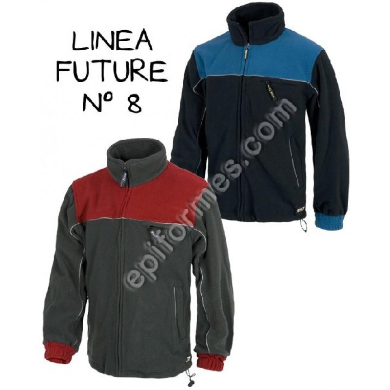 Forro Polar Linea Future Nº8