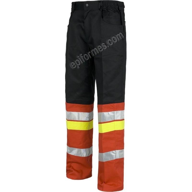 Pantalón Banda Reflectantes