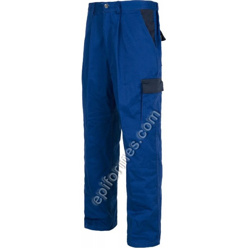 Pantalon De Trabajo  Linea Future Nº1.