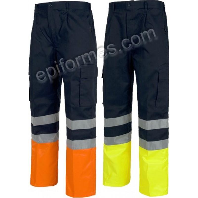 Pantalon De Trabajo Alta Visibilidad