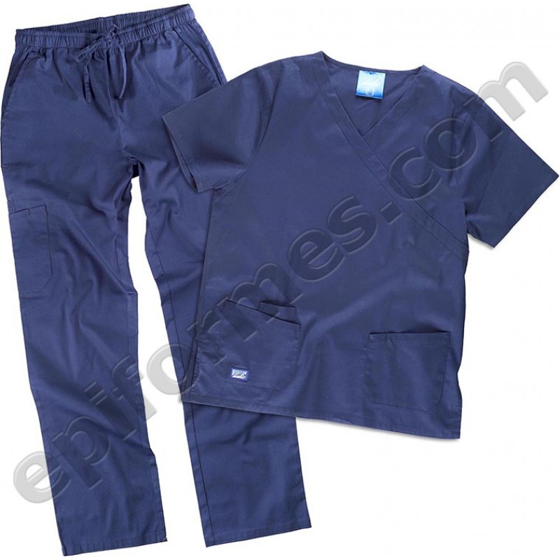 Pijama sanitario elástico 6 colores