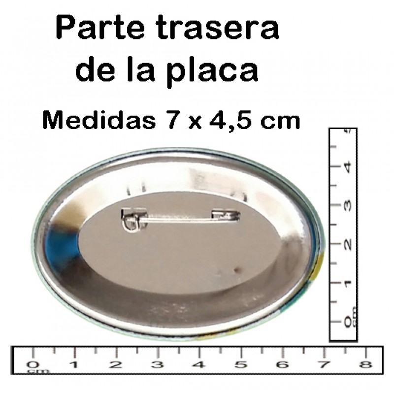 Placa Identificativa Sanitaria